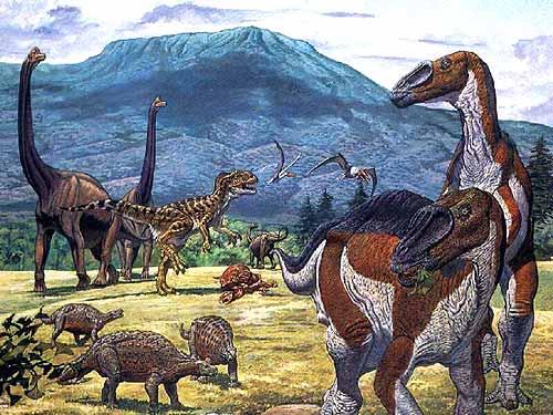 nesvakidasnja teorija dinosauruse su istrijebile gusjenice