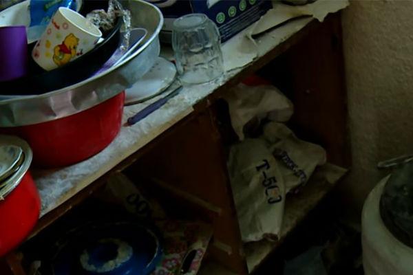 siromastvo u bih zive u jednoj sobi a kroz rupu u kuhinji djecak propao dva metra