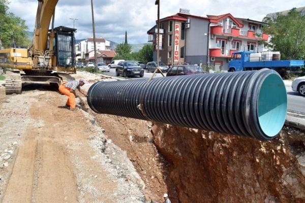 mostar radovi na izgradnji kolektora zavrsit ce do juna 2018 godine