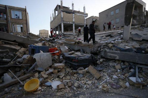 u zemljotresu na iracko iranskoj granici povrijedeno vise od 1 600 osoba