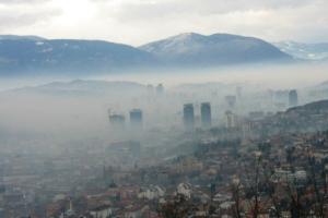 Zagreb i Beograd jutros najzagađeniji gradovi na svijetu, a evo gdje je Sarajevo
