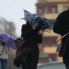 u bosni i hercegovini danas padavine i olujni udari vjetra