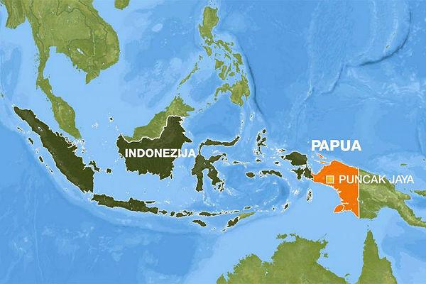 Izlazi u Indoneziji