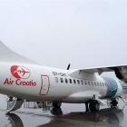 grom udario u avion airbus croatia airlinesa