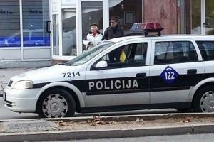 U Mostaru nestala djevojka, policija pretražuje kuće