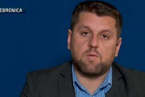Ćamil Duraković podnio krivičnu prijavu protiv novinara RTRS-a zbog negiranja genocida