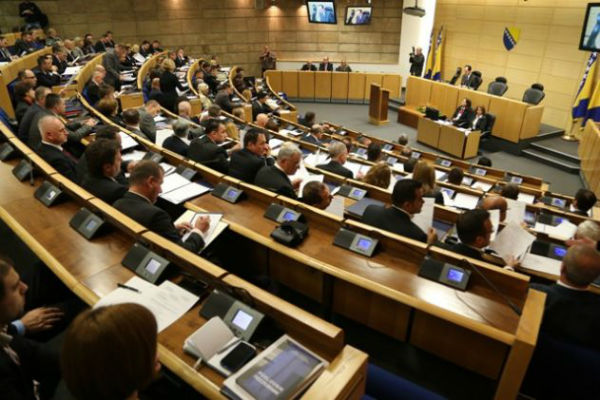 predstavnicki dom parlamenta fbih prihvatio nacrt zakona o pio
