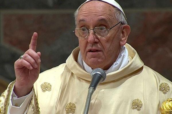 papa franjo bojim se da ce izbiti nuklearni rat
