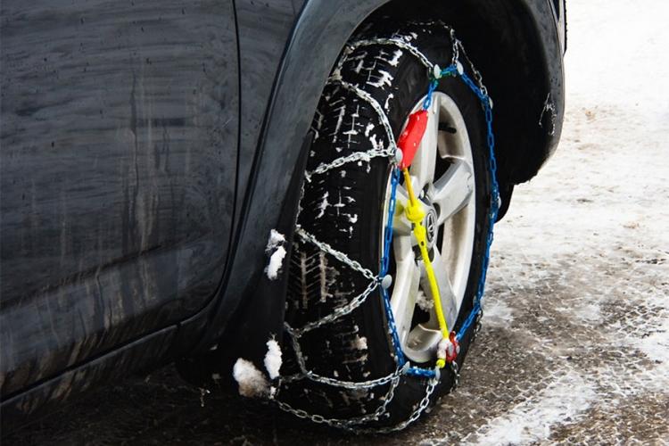da li su u bih obavezni lanci ako imate zimske gume na automobilu