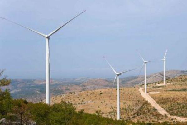 zavrsena izgradnja prve vjetroelektrane u bih