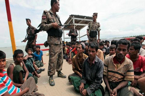 sad nasilje nad muslimana arakana u mijanmaru je etnicko ciscenje