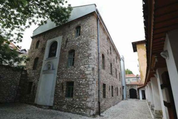 jednom godisnje molitva stari jevrejski hram odise osmanskom i bosanskom gradnjom