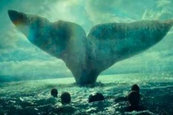 to je migalu kod australije snimljeno mitsko morsko stvorenje