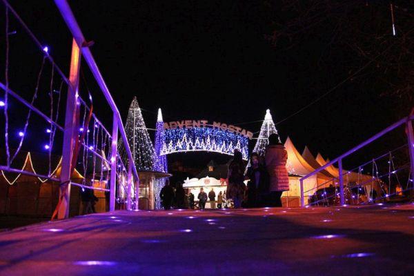 advent u mostaru otvara svoja vrata 3 decembra