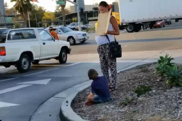 trudnica je prosila sa svojim sinom kad je vidio da ulazi u mercedes svjedok je rijesio da je prati
