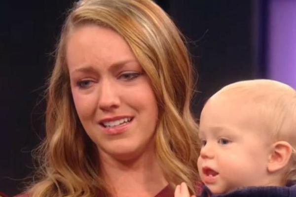 slijepi covjek prvi put ugledao svoju suprugu i bebu jednom recenicom rasplakao sve