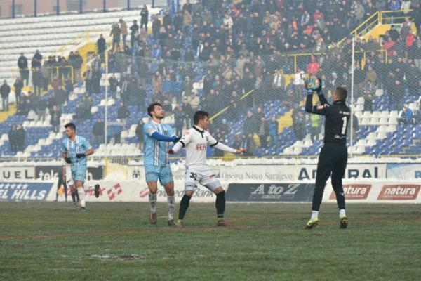 rapsodija plavih na grbavici zeljeznicar izborio polufinale kupa