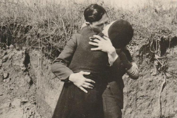 nakon toga su izresetani ovo je bio njihov posljednji poljubac