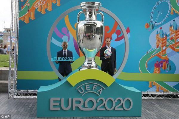 konacan spisak gradova u kojima ce se igrati euro 2020