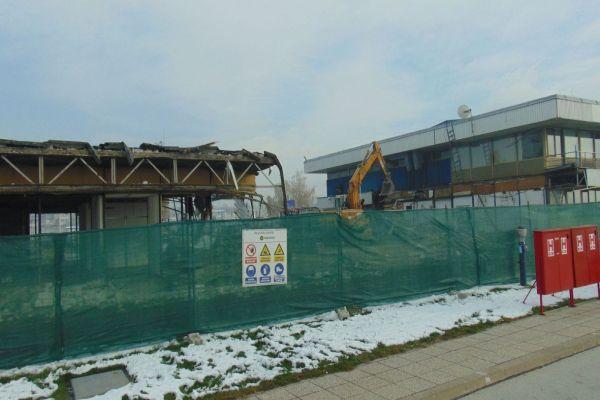 poceli radovi na rekonstrukciji medunarodnog aerodroma sarajevo