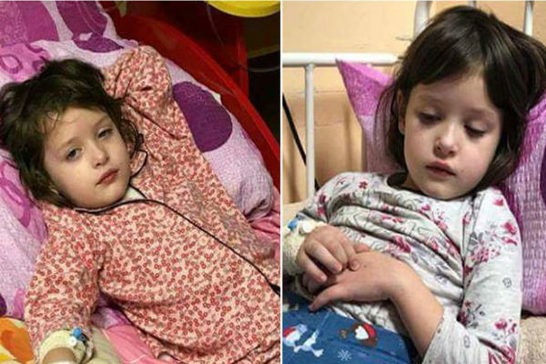 pomozimo da ne zaspi zauvijek mala nejla 6 kcerka nastavnice ene oboljela od kancera