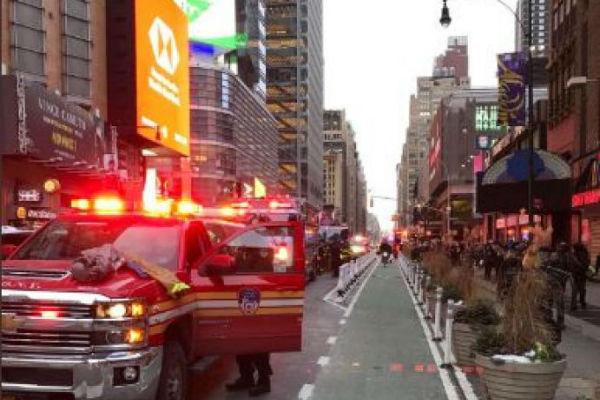 jedna osoba privedena nakon eksplozije napad okarakteriziran kao teroristicki