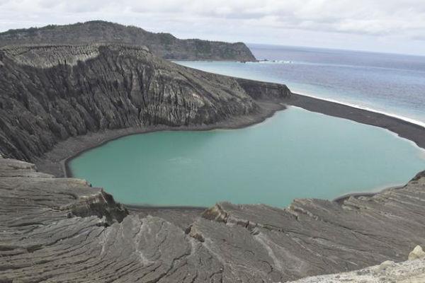 cudo najmladi otok na svijetu nastao je preko noci