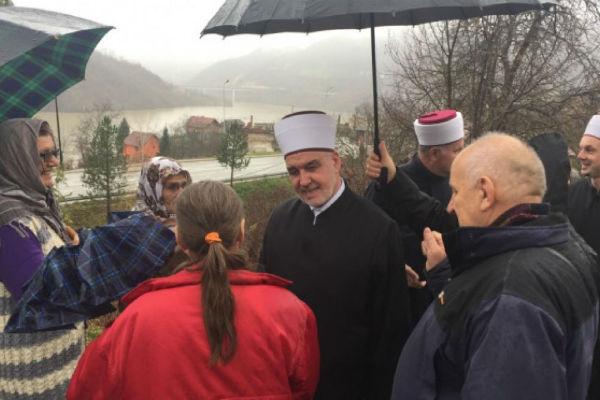 reis kavazovic u mededi bosnjaci moraju ostati na svojim ognjistima