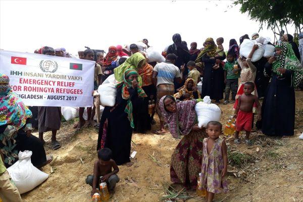 turska humanitarna organizacija otvorila centar za rohingya djecu