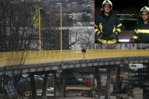 mladica sprijecili da skoci s mosta u banjoj luci