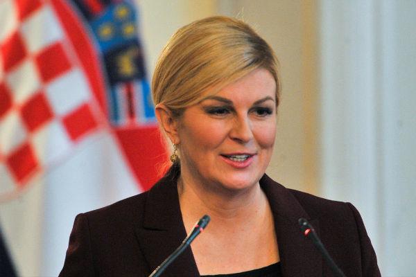predsjednica hrvatske danas u vitezu novoj bili tuzli