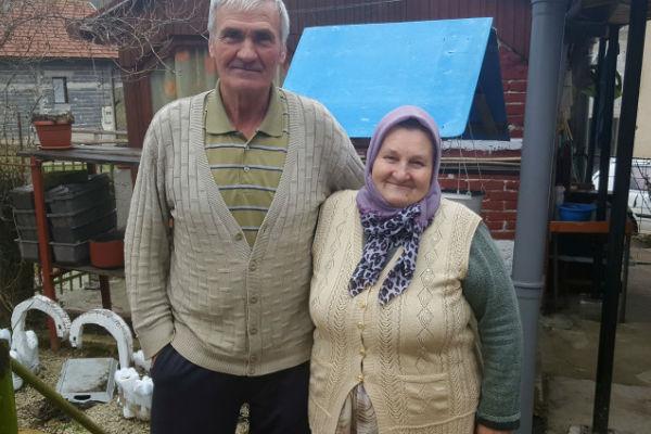 bracni par dulic iz novog travnika proslavio pet decenija zajednickog zivota 50 godina ljubavi mesuda i demile