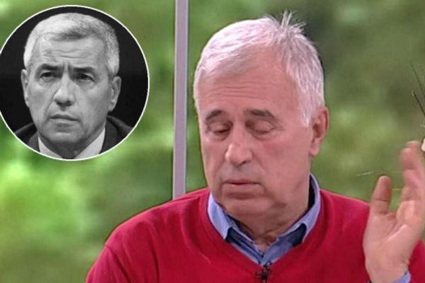za smrt brata olivera saznao u emisiji uzivo vanja bulic u nevjerici strasna vijest ga zatekla u televizijskom gostovanju