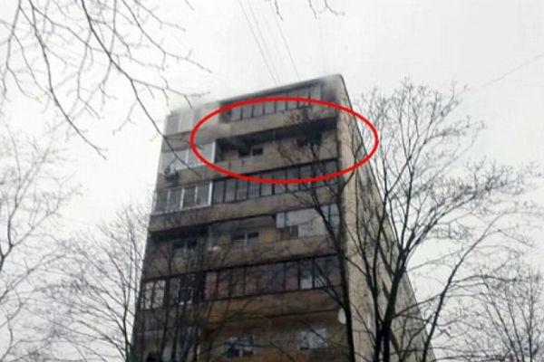 rusija skokom sa osmog sprata majka spasila sina od vatrene stihije