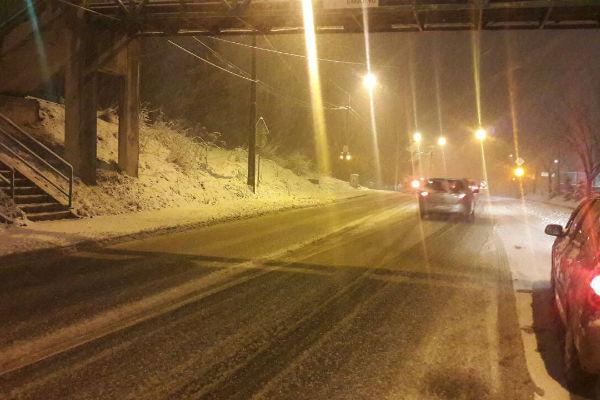 snimci iz sarajeva zbog snijega saobracajni kolaps u mnogim bh gradovima