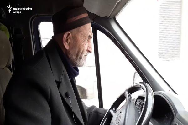 putnici vozacu minibusa omogucili odlazak na hadz u mekku
