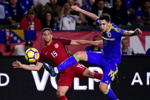 """Menalo: """"Hoću da budem dio reprezentacije Bosne i Hercegovine"""""""