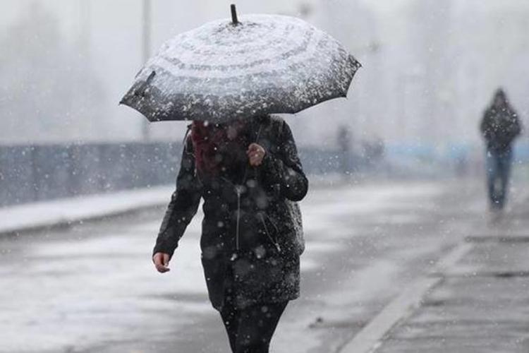 Dugoročna Vremenska Prognoza Stižu Snijeg I Minusi Haberba