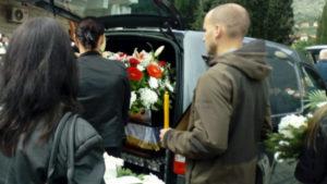 Marka Anđelića posljednji put ispratili tek vjenčana supruga, svatovi i kolege