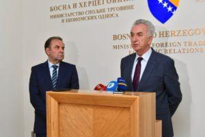 Šarović i Ljajić: Zajednički zahtjev za hitnu reformu CEFTA sporazuma