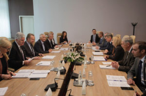 Prekinuta sjednica Kolegija: SNSD odbio razmatrati formiranje komisija bez formiranja Vijeća ministara