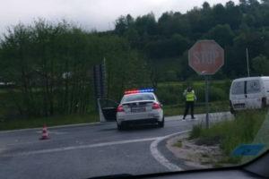 Muškarac koji je bježao policiji kod Sarajeva je 19-godišnjak iz Goražda