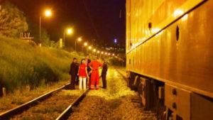 Žena ispala iz voza