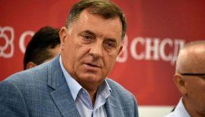 Dodik: Mora se razgovarati o dokumentu britanske Vlade o Srebrenici