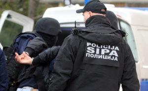 Hapšenje zbog krijumčarenja ljudi