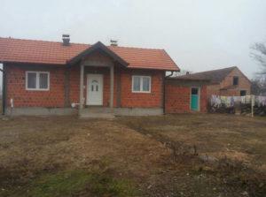 Nova kuća za socijalno ugroženu porodicu kod Bijeljine