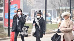 Protesti zbog enormnog zagađenja zraka: Građani danas ispred zgrade Vlade Kantona Sarajevo
