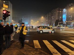 Saobraćajna nesreća u Sarajevu, povrijeđen pješak