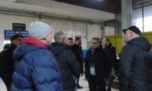 """Radnici """"Zenicatransa"""" i pored neizvjesnog ishoda """"odmrznuli"""" štrajk glađu"""