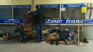 Radnici Zenicatransa prekinuli štrajk glađu